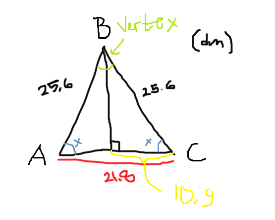 How To Find Interior Angles Of A Triangle With Given