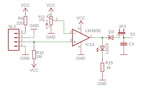 small resolution of cg ir sensor connection
