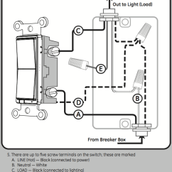House Wiring Diagram Light Switch 2006 Ford Mustang V6 Fuse Box A All Data Electrical How Do I Identify Six Wires With And