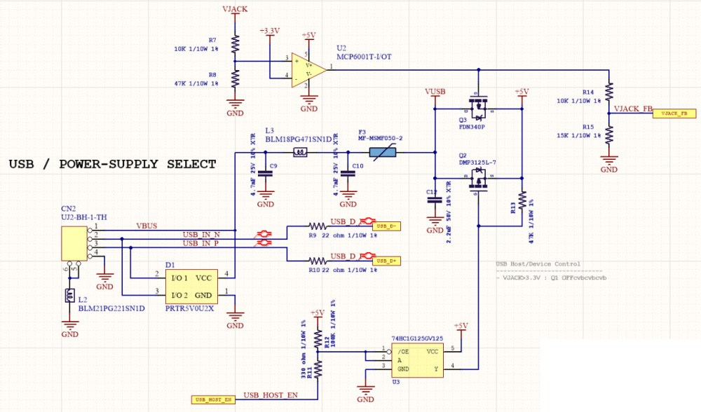 medium resolution of arduino power selection circuit for usb or dc jack both at 5vusb power supply and power