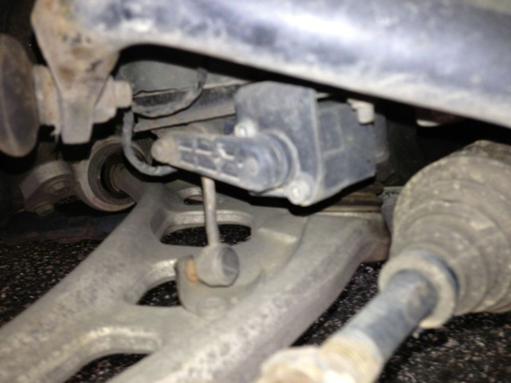 medium resolution of e46 front axle sensor