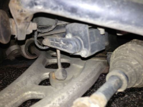 small resolution of e46 front axle sensor