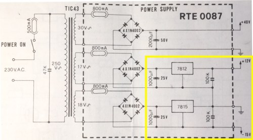 small resolution of 6 volt positive ground wiring diagram 3 terminal regulator wiringpower supply schematic power supply is this