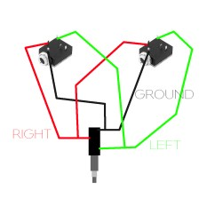 3 5 Mm Audio Jack Wiring Diagram Surge Diverter For 35 Stereo Plug Simple 35mm Data Oreo 1 8 Phone