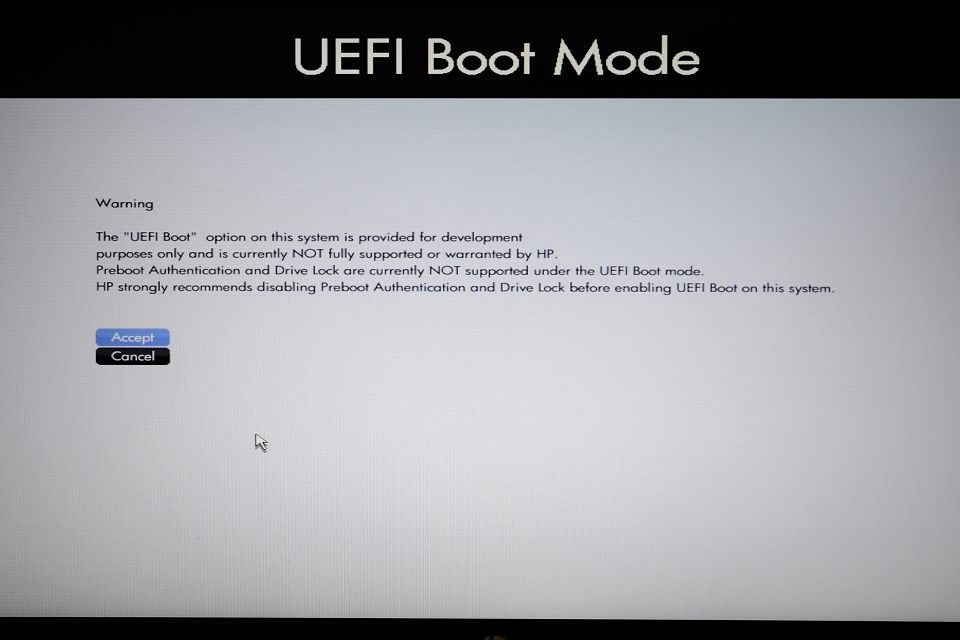 Hp Uefi Boot - Desain Terbaru Rumah Modern Minimalis