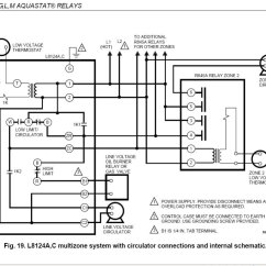 Typical Wiring Diagram Encoder Honeywell Dual Aquastat Zone Valve Manual E Books Schematic Diagramhot Water Boiler Today