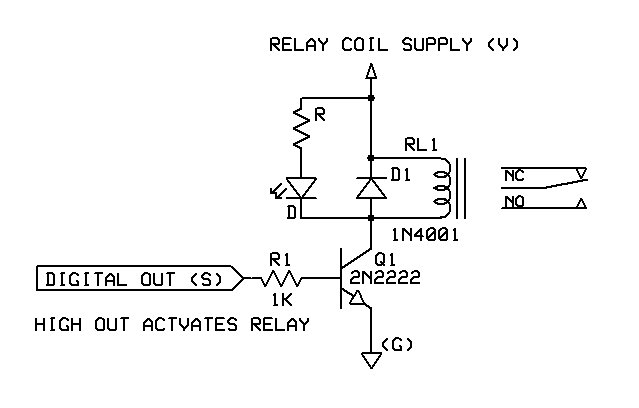 11 Pin Relay Base Wiring Diagram Power Supply How To Control 12v From 5v Using Transistor