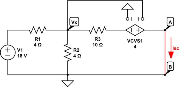 how do i solve a circuit for norton and thevenin cheggcom