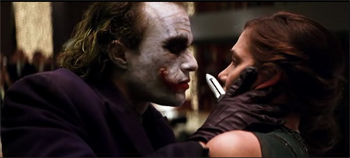 What Is The Real Reason For The Joker's Scars