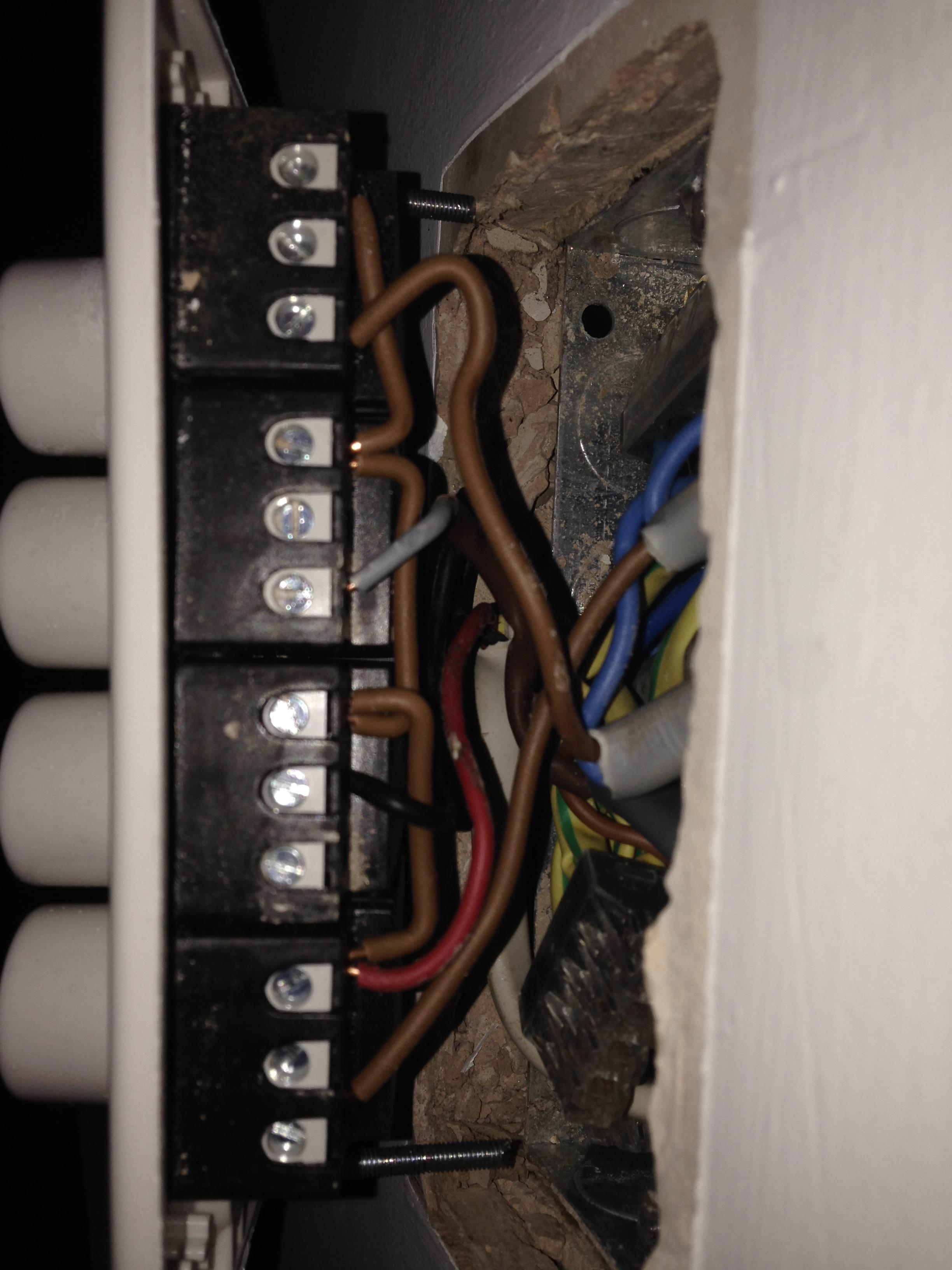 2 way wiring diagram uk sharepoint 2010 site how to wire a ceiling rose that has 7 wires diynot forums