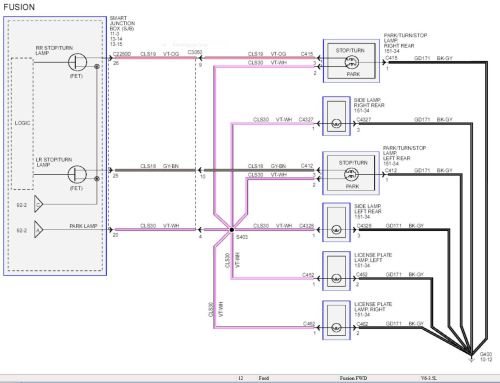 small resolution of ford fusion wiring diagram wiring diagram img