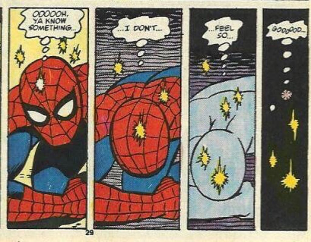 Marvel Whats This Spider Man Comic And Did It Inspire