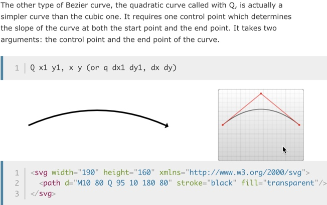 How to place arrow head triangles on SVG lines? - Stack Overflow