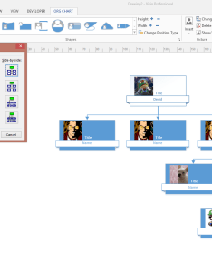 answer also organization chart wizard from excel to visio is too vertical rh superuser