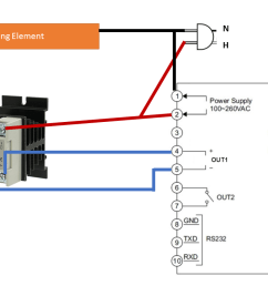 solid state relay connecting pid controller to ssr electrical wiring a truck enter image description here [ 1280 x 720 Pixel ]