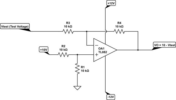 circuitlab simple dc circuit