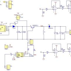 Circuit Diagram Of Buck Boost Converter Mikuni Flat Slide Carb Ground What Is Causing The Spikes Or Oscillations In My Schematic