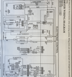 electrical schematic of dryer electrical dryer 240v 120 240v [ 814 x 1186 Pixel ]