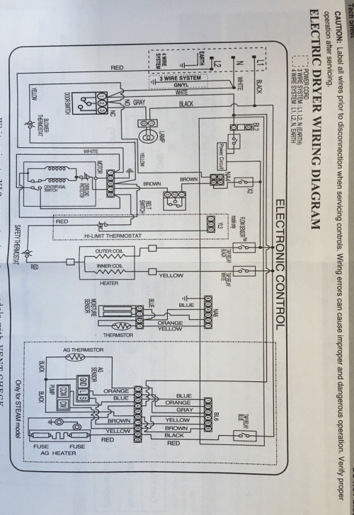 small resolution of electrical schematic of dryer electrical dryer 240v 120 240v