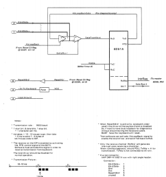 schematic for keyboard mouse interface [ 853 x 1046 Pixel ]