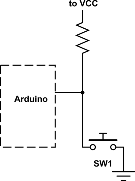 Do I need to use a resistor with a microswitch to limit