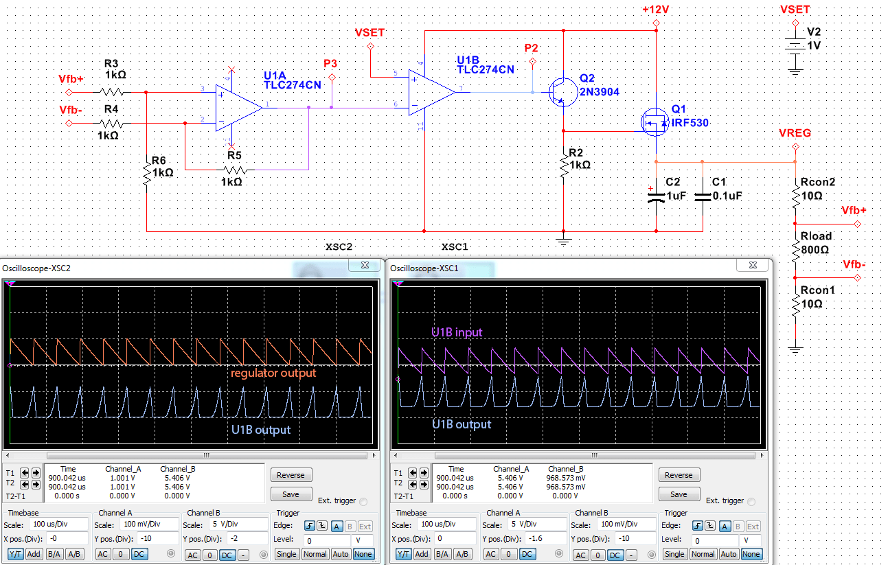 Op Amp Noninverting Opamp Output Problem Electrical Engineering