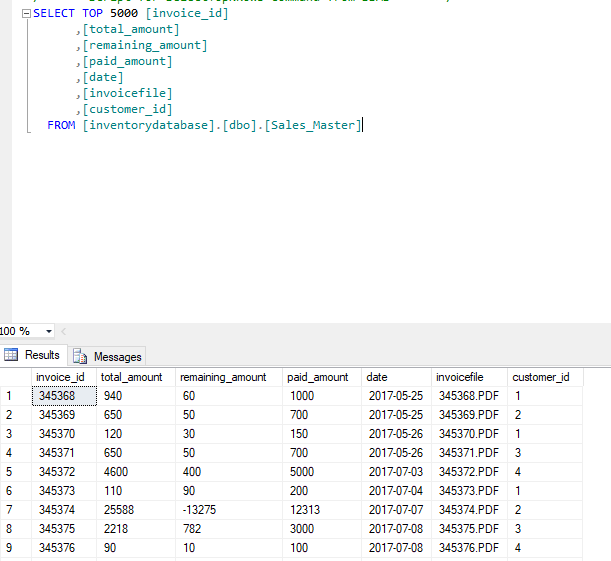 In SQL. how to concatenate string with integer data type column - Stack Overflow