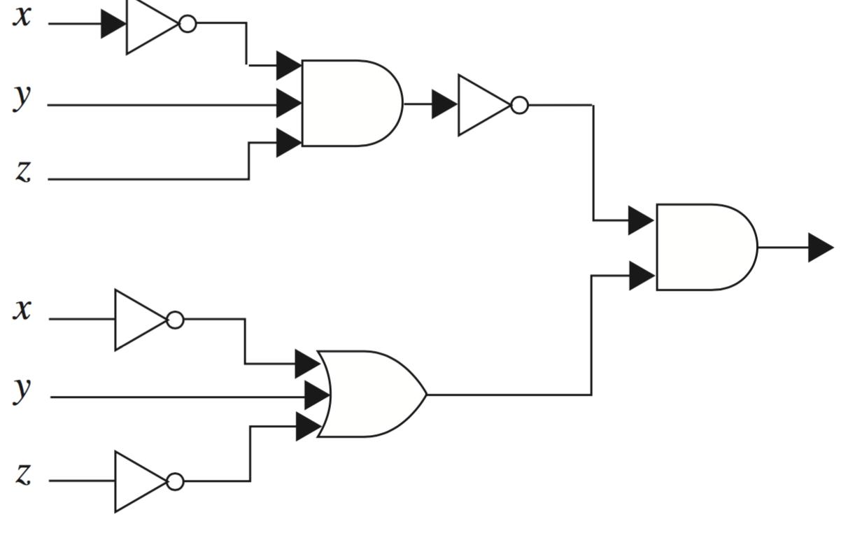 logical circuit simulator