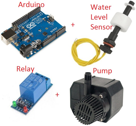 Water Drain Pump Controller