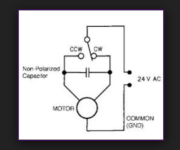 PSC Motor Driver Circut Using Relay Electrical Engineering Stack