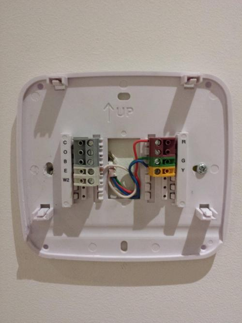 small resolution of pro1 thermostat wiring diagram