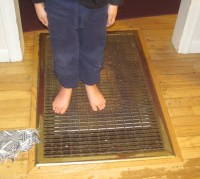 heating - How can I protect my kids' toes from this evil ...