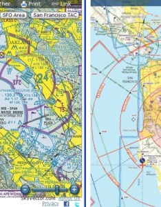 Jeppesen vs naco chart also visual flight rules what are the differences between canadian vncs rh aviationackexchange