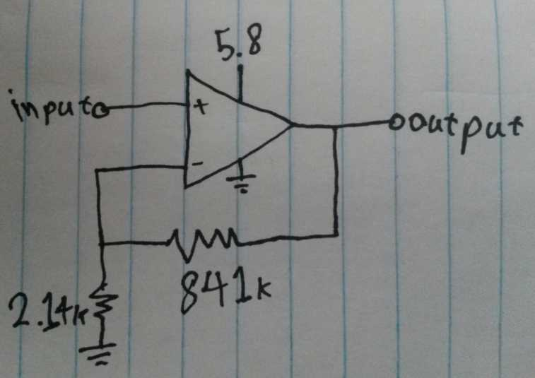 Op Amp How Does This Opamp Noninverting Amplifier Work