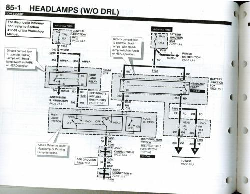 small resolution of wiring diagrams click to view larger left main fuse