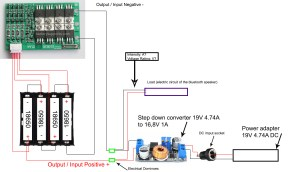 batteries  Diy 18650 4s battery pack [How to charge, how