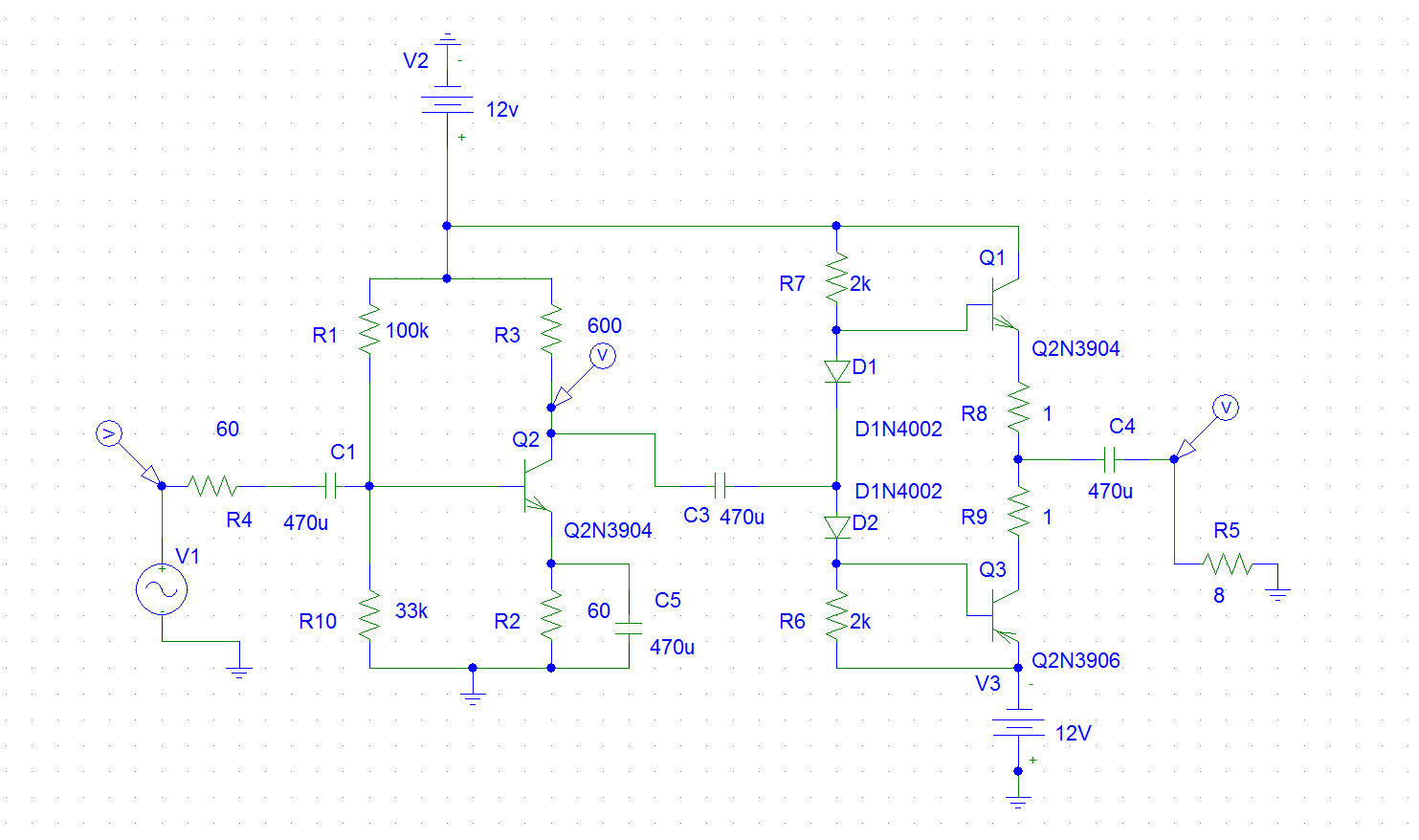 hight resolution of  schematic obtained output