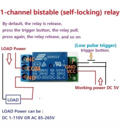 how to create circuit for low voltage trigger of a relay ac voltage relay wiring [ 1078 x 1625 Pixel ]