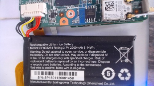 small resolution of 3 7v 2200mah rechargeable lithium ion battery 8 wires