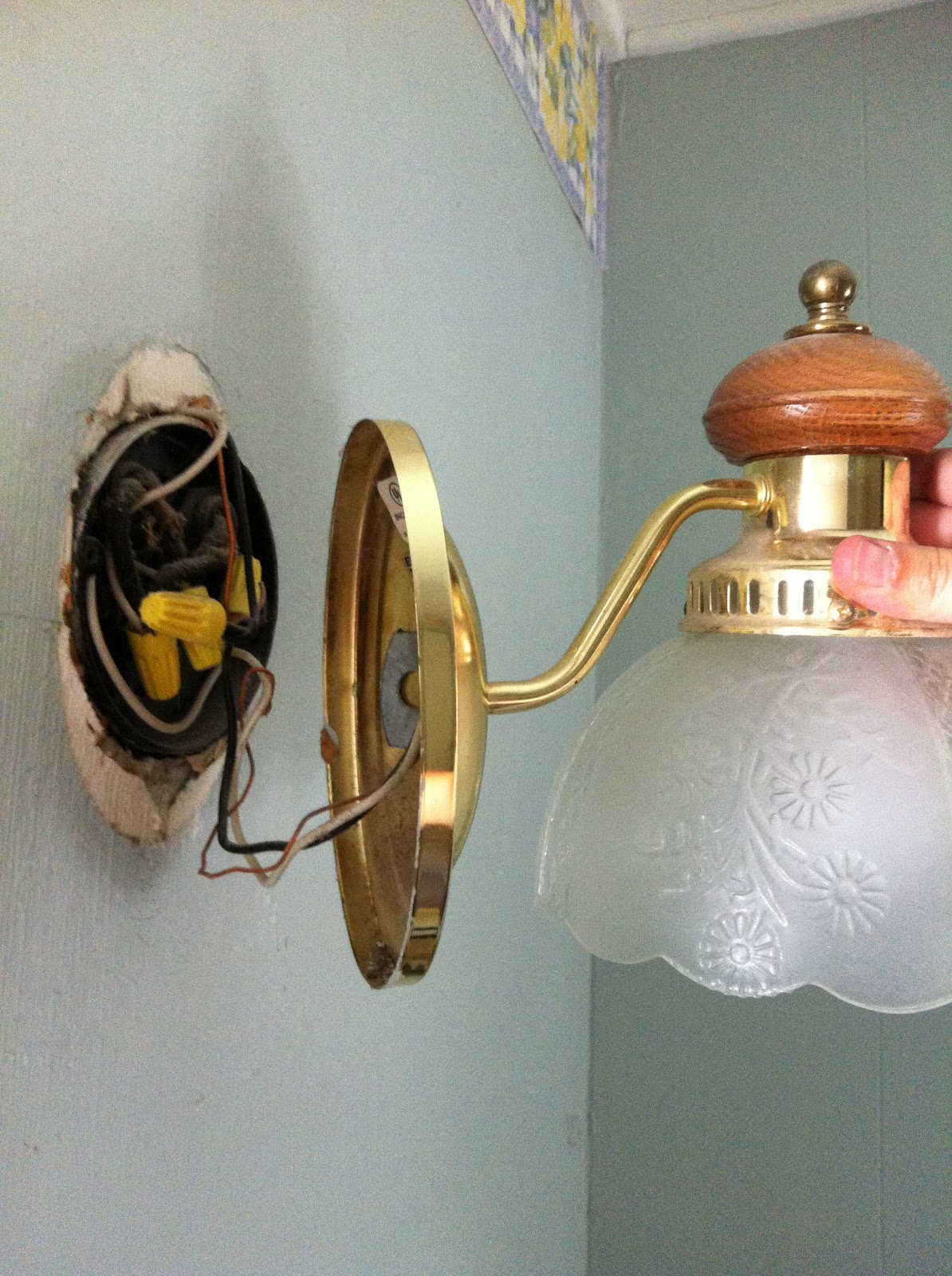 Wiring For Wall Sconce