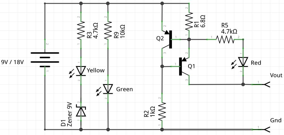 short circuit detector kds2524