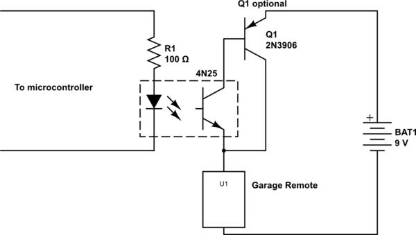 relay circuit raspberry pi