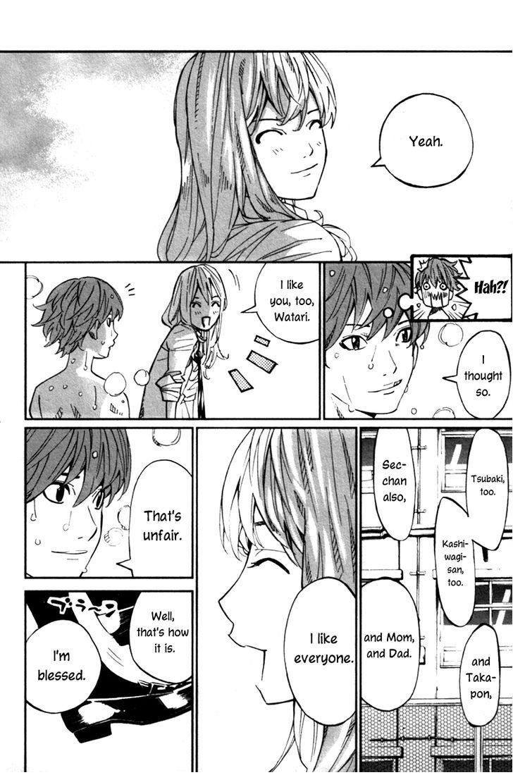 Your Lie In April Manga : april, manga, Shown, Manga, Moment, Watari, Becomes, Aware, Lie