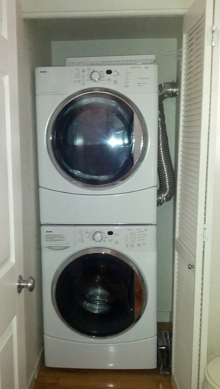 Front Load Washer: Stackable Front Load Washer Dryer Set