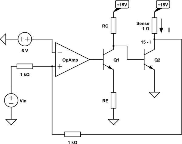 Transistor Based Voltage-Current