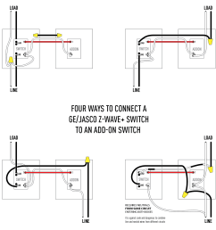 electrical are these four add on wiring techniques all up to code new home wiring techniques [ 1600 x 1647 Pixel ]