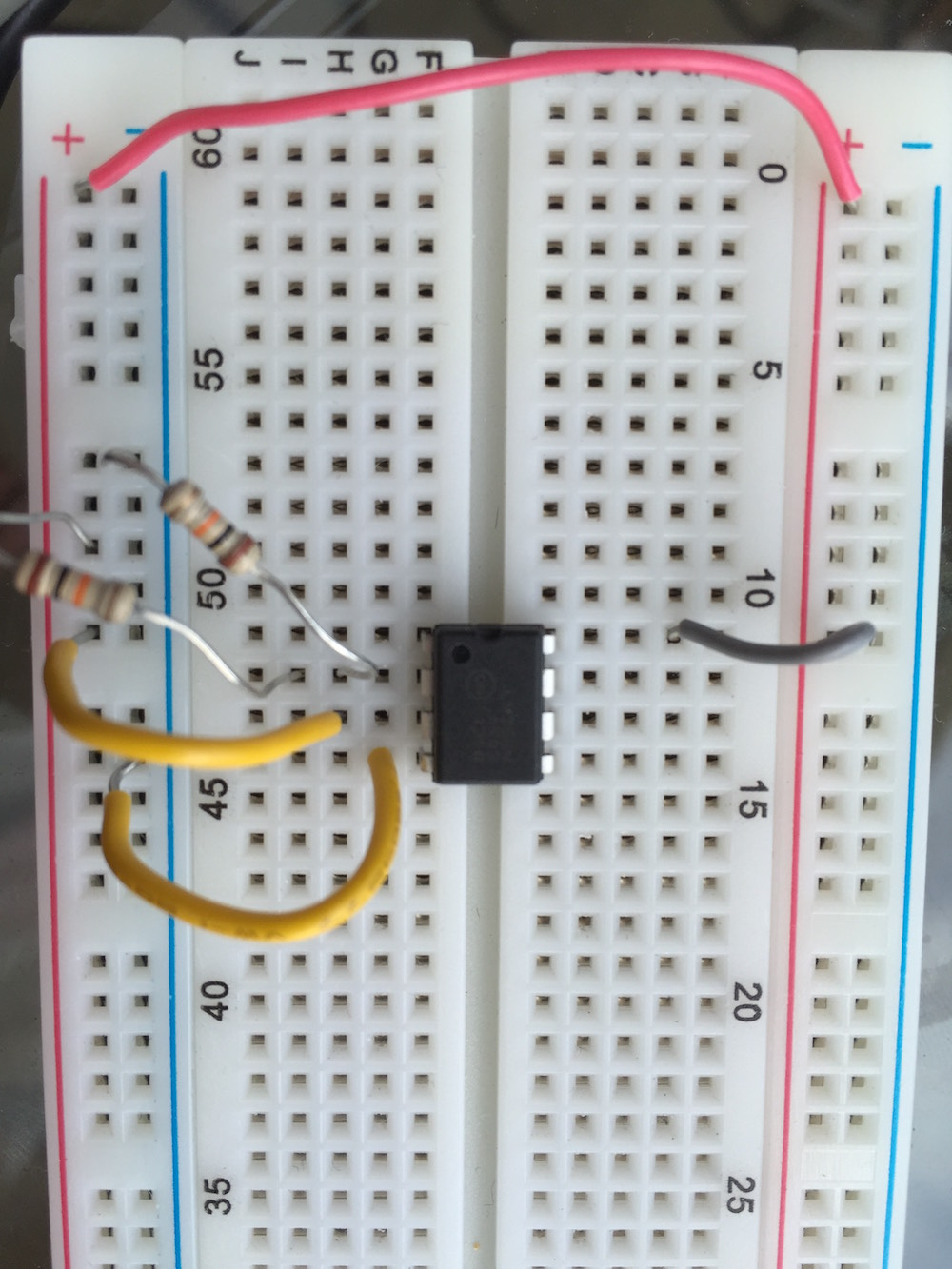 Circuit Diagram For Opamp As Comparator Op Amp Comparator Circuit
