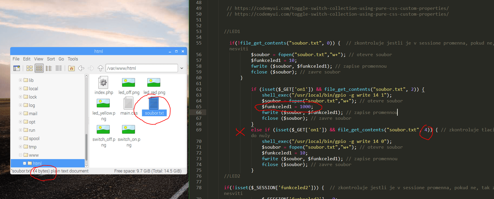 Html Collection Button