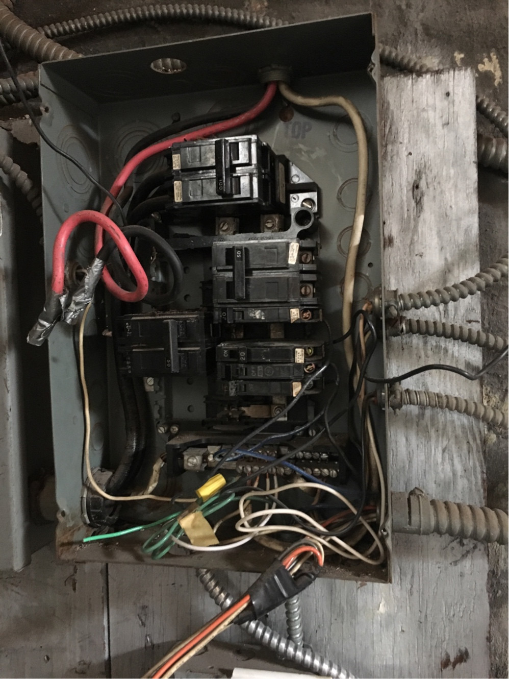 Electrical Lost One Phase In Main Panel Home Improvement Stack Exchange