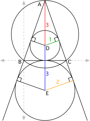Triangle related coordinate geometry question